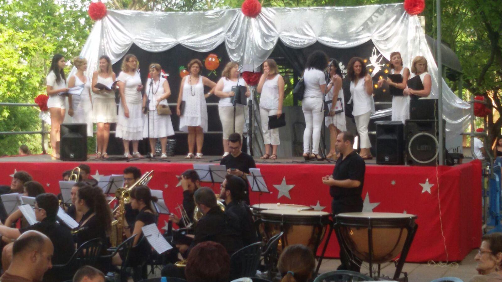 Concert amb la banda de Son Ferriol