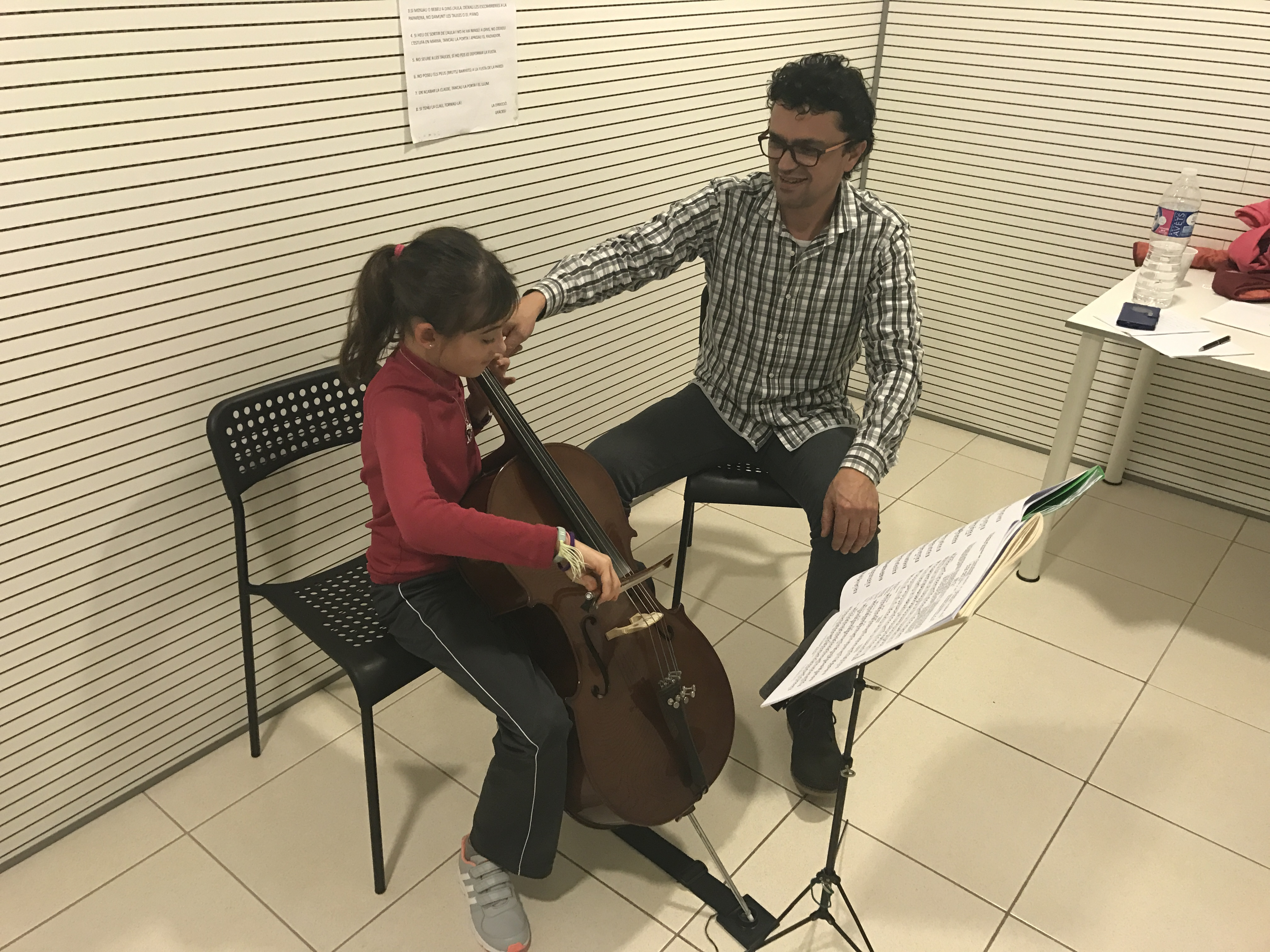 Classe de Violoncel